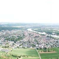 Luftbild von Obernau